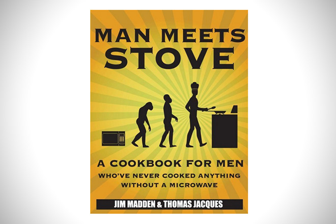 Man Meets Stove