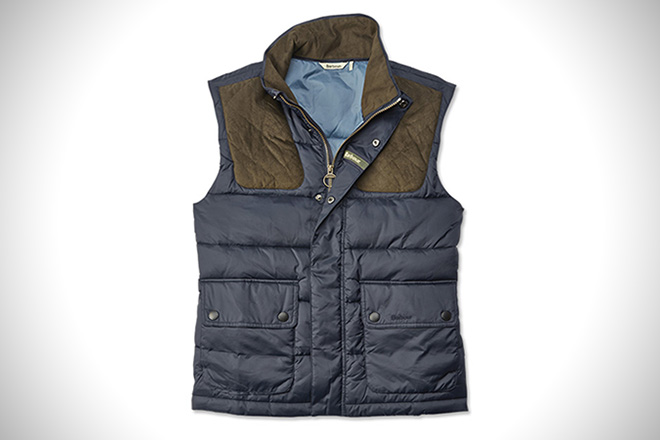 Orvis Barbour Colwarmth Quilted Vest