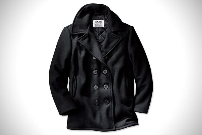 Orvis Naval Pea Coat