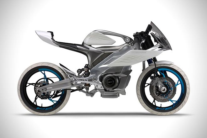 Yamaha Electric Motorcycle >> Yamaha Pes2 Electric Motorcycle Concept Hiconsumption