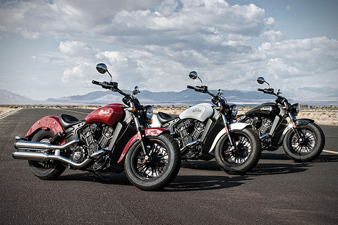 2016 Indian Scout Sixty 2