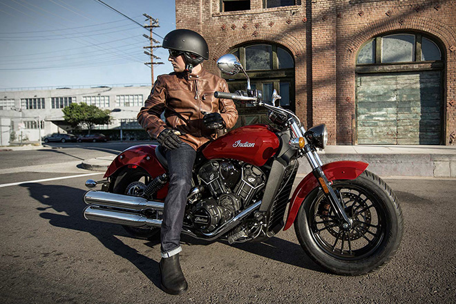2016 Indian Scout Sixty 3