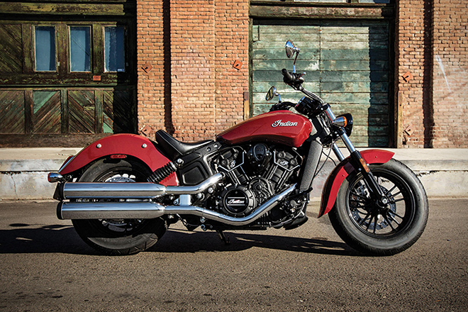 2016 Indian Scout Sixty 4