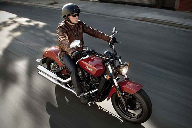 2016 Indian Scout Sixty 5