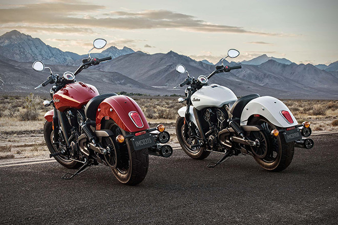 2016 Indian Scout Sixty 6