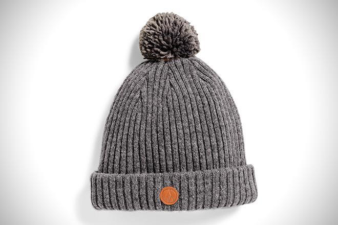 Alps & Meters Classic Pom Hat