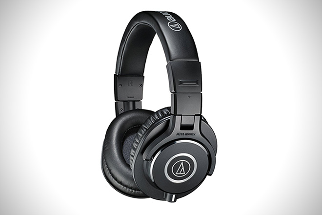 Audio-Technica ATH-M40x Professional Headphones