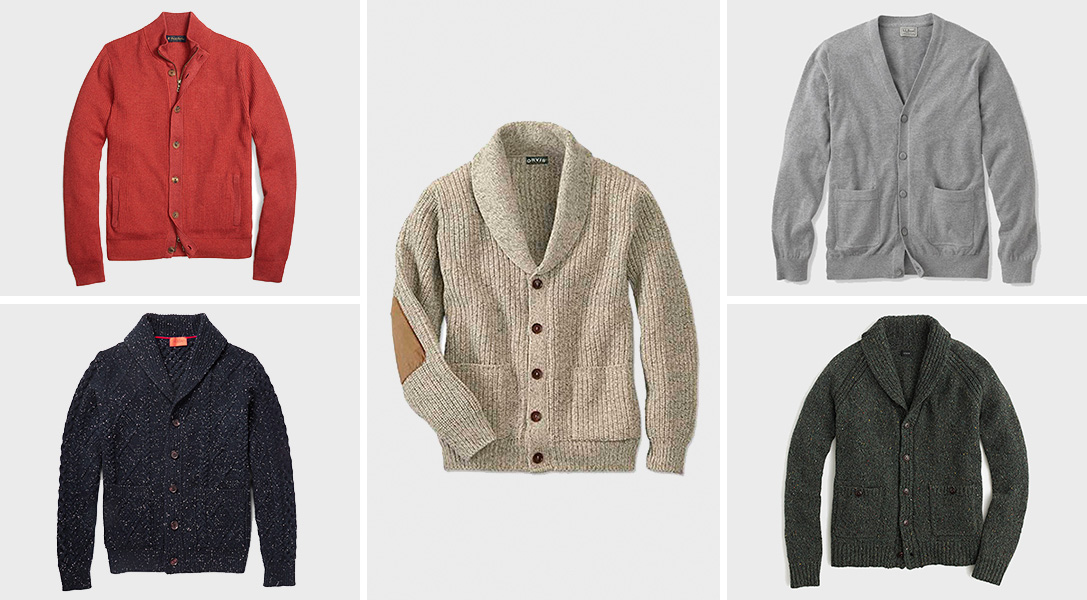 e2d06121c2 Sweater Weather  15 Best Cardigans for Men