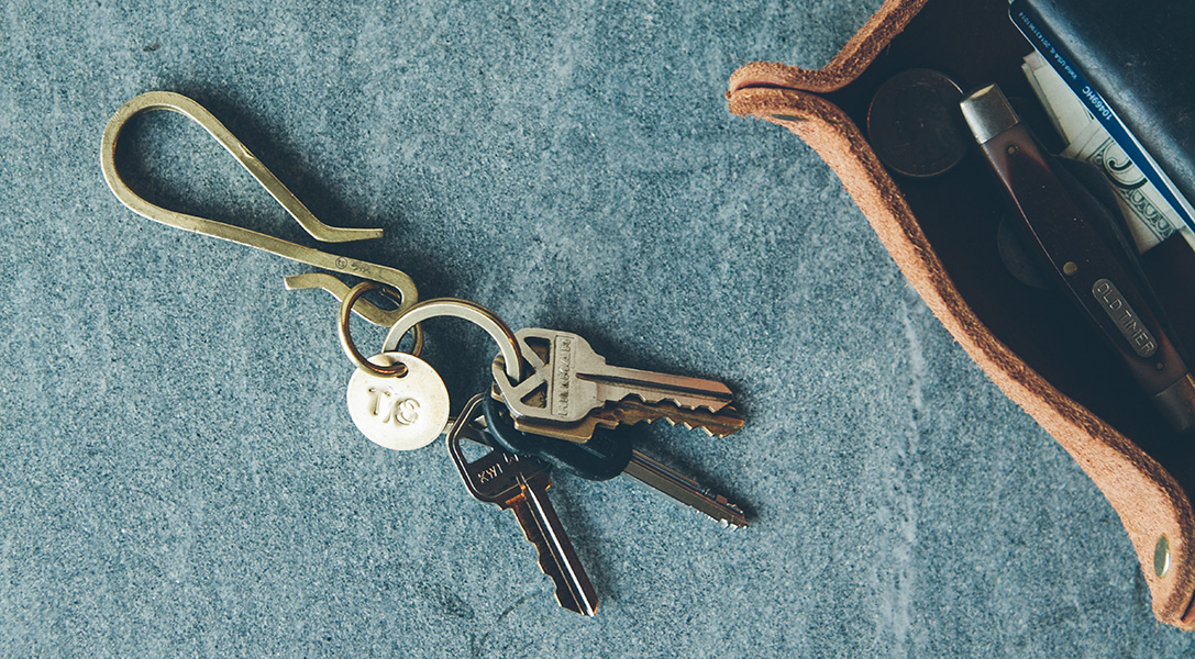 Keyed Up: The 25 Best EDC Key Rings