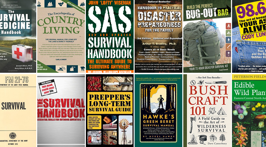 Arrive Alive: The 12 Best Survival Books | HiConsumption