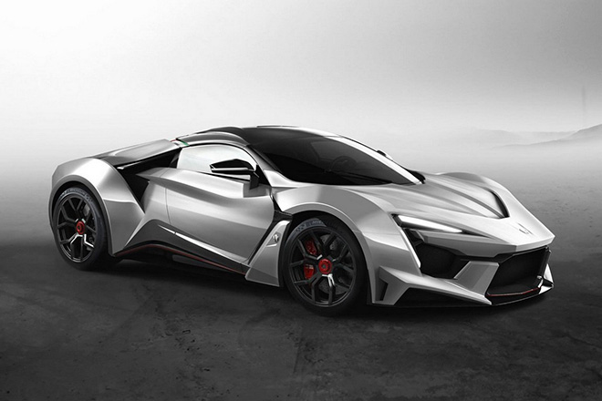 Fenyr Supersport by W Motors 1