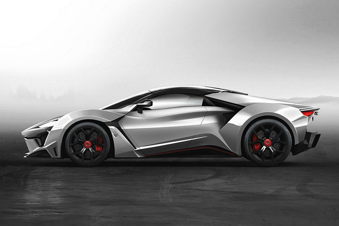 Fenyr Supersport by W Motors 2