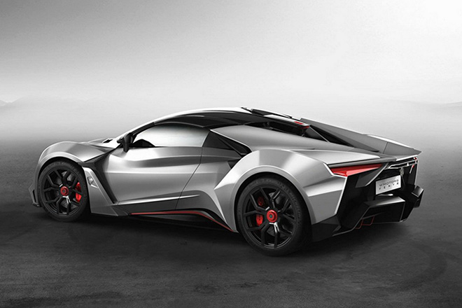 Fenyr Supersport by W Motors 4