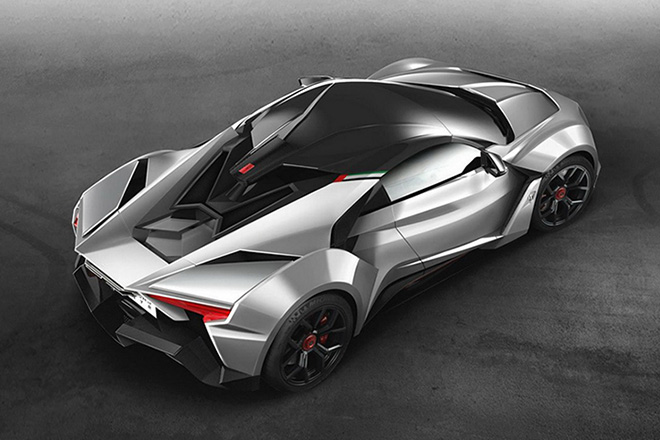 Fenyr Supersport by W Motors 5