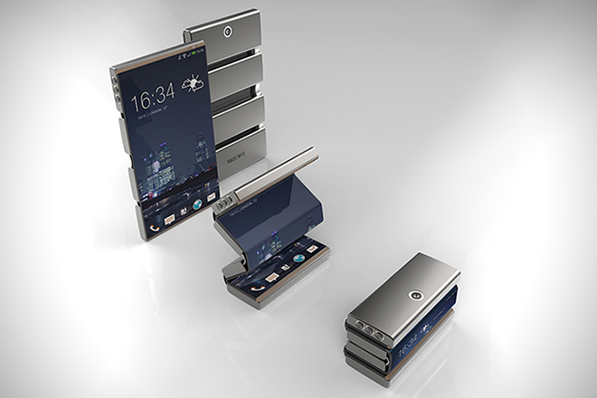Foldable Drasphone by R&D Core Limited 1