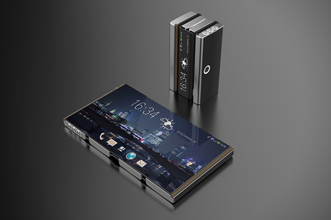 Foldable Drasphone by R&D Core Limited 2