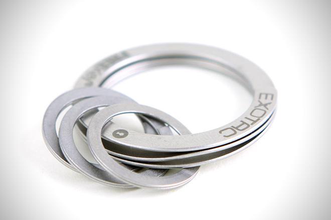Keyed Up The 25 Best EDC Key Rings