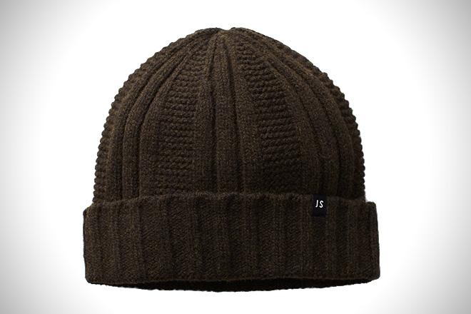 Jack Spade Pollock Ribbed Hat