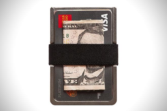 Machine Era Co. Gunmetal Edition Wallet