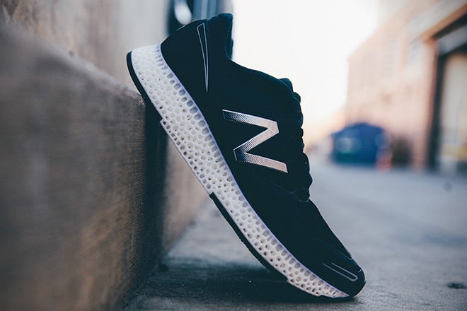 New Balance 3D Printed Running Shoe 2