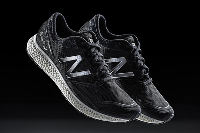 New Balance 3D Printed Running Shoe 3