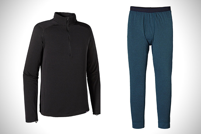 Patagonia Capilene Thermal Base Layers