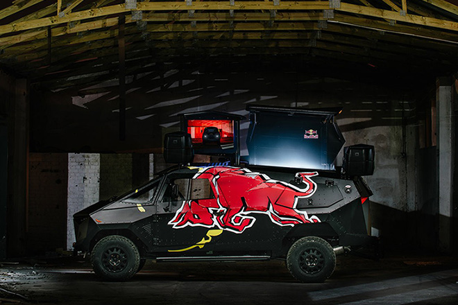 Red Bull Armored Event Vehicle 6