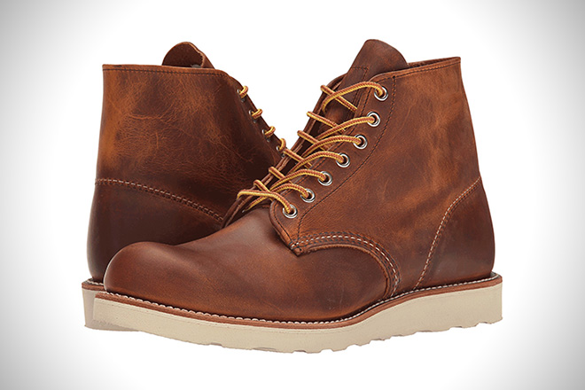 Red Wing Heritage Classic Work Boot