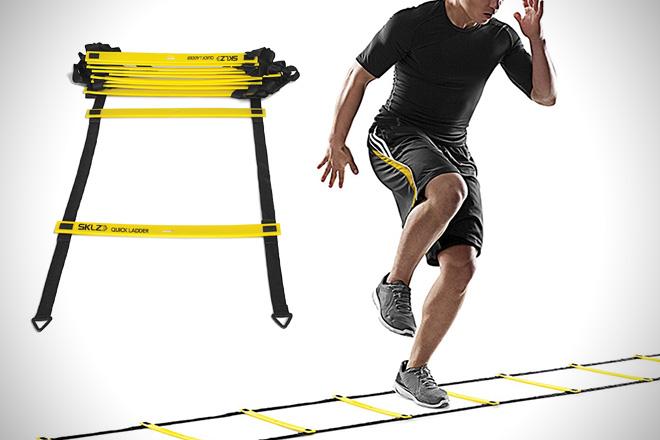 SKLZ Quick Flat Rung Agility Ladder