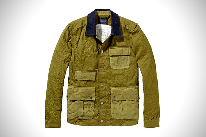 Scotch & Soda Heritage Jacket