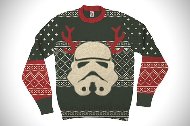 Star Wars Ugly Christmas Sweaters 3