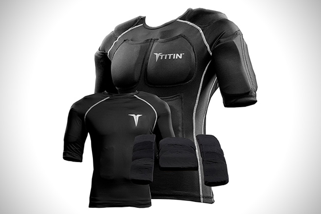 Titin Force Shirt System