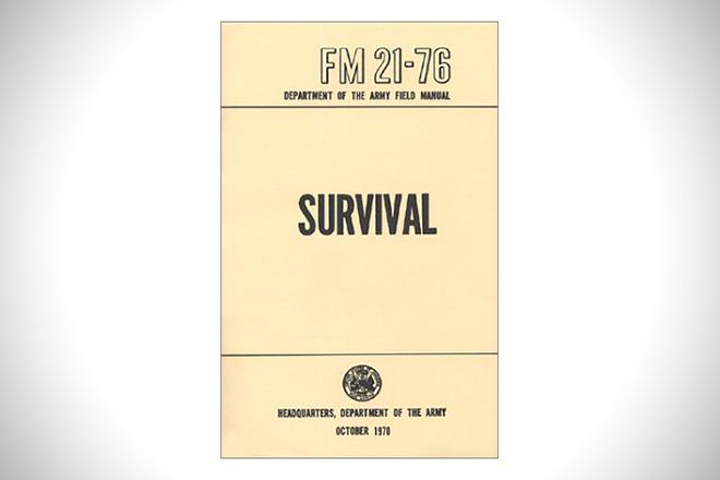 US Army Survival Manual- FM 21-76