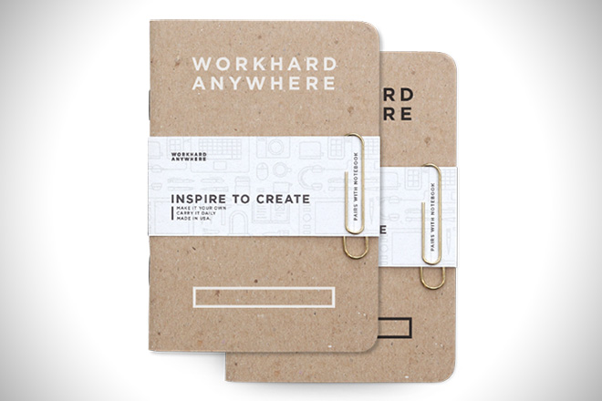 Work Hard Anywhere Notebooks