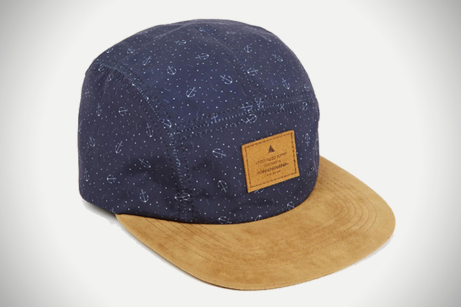 ASOS Anchor 5-Panel Cap