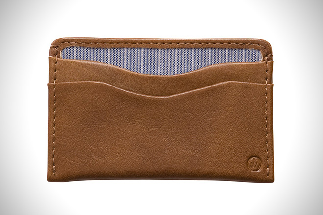 0817e375f9e ... 25 best slim wallets out there. Alternative Apparel Card Wallet