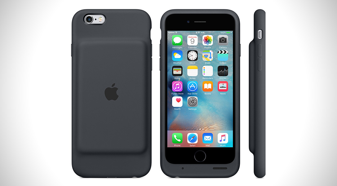 best website 1ef88 501dd Apple iPhone 6 Smart Battery Case | HiConsumption