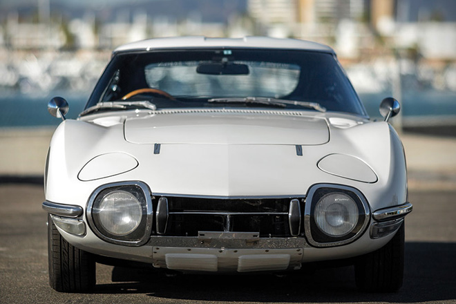 Auction Block- 1967 Toyota 2000GT 1