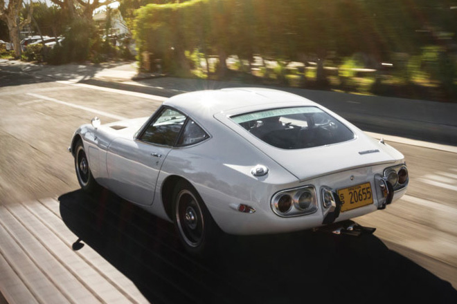 Auction Block- 1967 Toyota 2000GT 3