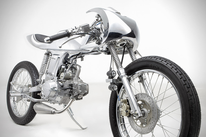 Bandit9 Limited Edition Ava Motorcycle 2