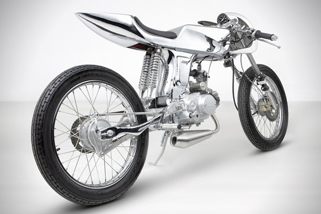 Bandit9 Limited Edition Ava Motorcycle 3