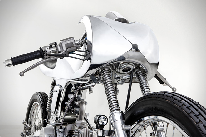 Bandit9 Limited Edition Ava Motorcycle 4