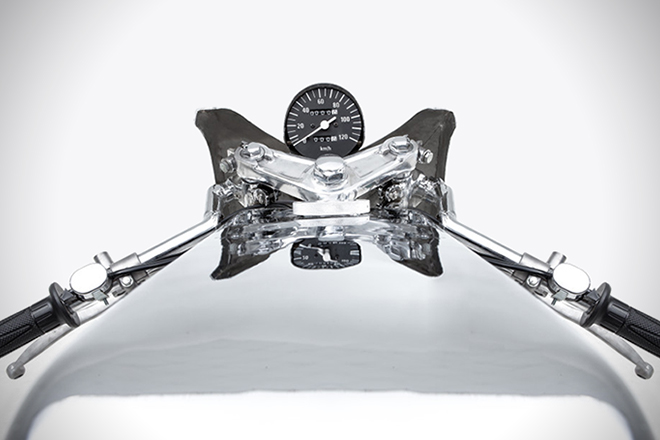 Bandit9 Limited Edition Ava Motorcycle 6