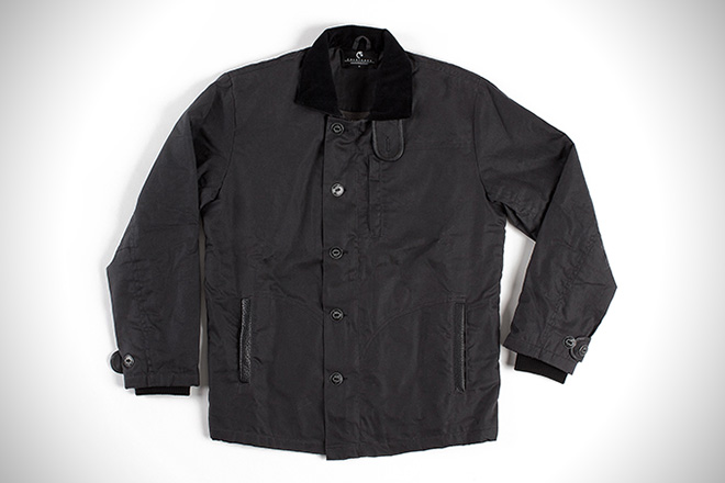 Cold Smoke Waxed Deck Jacket