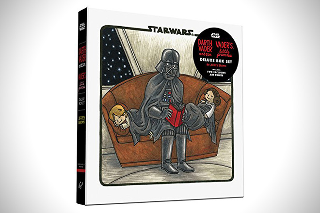 Darth Vader & Son Vader's Little Princess Deluxe Box Set