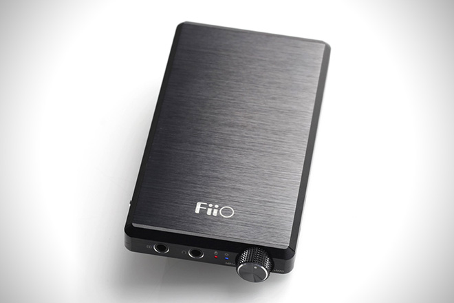 FiiO E12 Mont Blanc Portable Headphone Amplifier