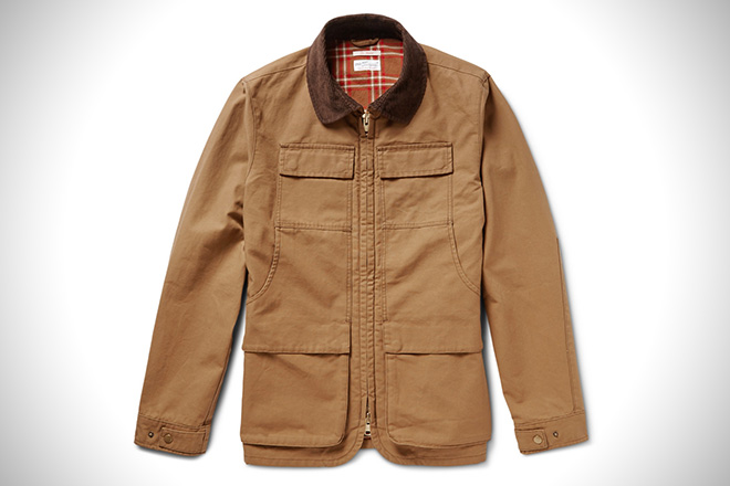 Gant Rugger Cotton-Canvas Field Jacket
