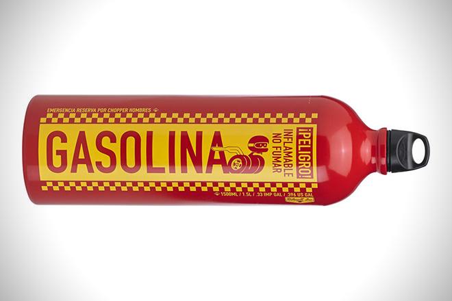 Gasolina Bottle
