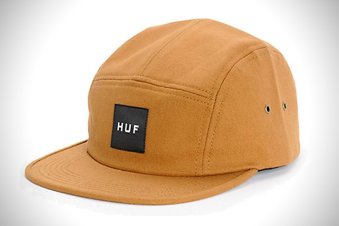 HUF Duck Canvas 5-Panel Hat