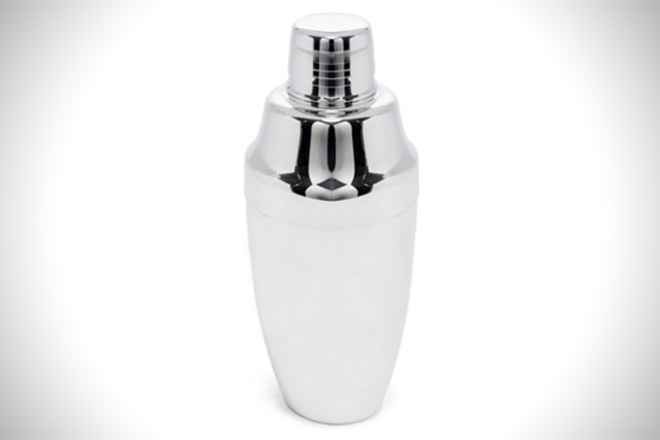 Japanese Stainless Steel Cocktail Shaker